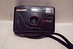 Click here to enlarge image and see more about item FAC00673: Halina Ansco Pixflash 35mm Camera