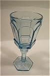 "Click here to enlarge image and see more about item FOST001: FOSTORIA Virginia 6"" Goblet"