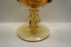 Click to view larger image of Light Amber Fostoria Goblet (Image2)