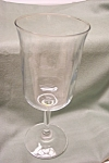 "Click here to enlarge image and see more about item FOST004: Fostoria 8"" Crystal Tumbler"