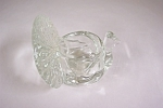 Click here to enlarge image and see more about item GCH0019: Avon Crystal Glass Turkey Candle Holder