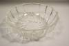 "Click to view larger image of Crystal Shell Pattern Fire King 5"" Dessert Bowl (Image2)"