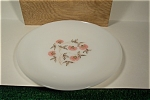 FireKing/Anchor Hocking Fleurette Dinner Plate