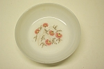 Click here to enlarge image and see more about item GFK134: Fire King Fleurette Pattern Soup Bowl