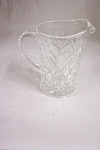 Prescut Pineapple Crystal Glass Milk Pitcher