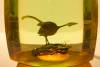 Click to view larger image of Composition Oblong Bird Paperweight (Image2)