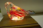 Murano Bird Paperweight