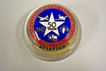 Click here to enlarge image and see more about item GPW094: 50th Aniversary Of Texas DOT Aviation