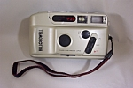 Click here to enlarge image and see more about item PC35012: Bell & Howell F3.5 35mm Camera