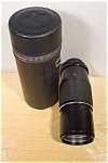 Click here to enlarge image and see more about item PLN003: Sears Auto 300mm f1:5.5 Telephoto Lens