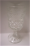 Wexford Pattern Wine Glass