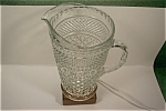 Click to view larger image of Anchor Hocking Wexford Pattern 64 Oz. Glass Pitcher (Image1)
