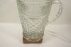 Click to view larger image of Anchor Hocking Wexford Pattern 64 Oz. Glass Pitcher (Image3)