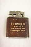 Western Advertising Lighter
