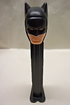Click here to enlarge image and see more about item TP0034: Batman Pez (Black Body)