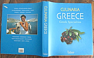 Culinaria Greece Greek Specialties First Ed.