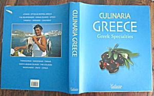 CULINARIA GREECE GREEK SPECIALTIES First Ed. (Image1)