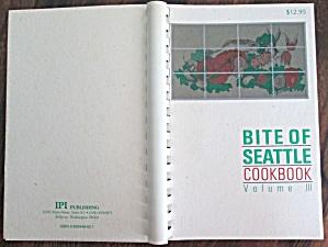 BITE OF SEATTLE COOKBOOK VOL. 3  1988 (Image1)