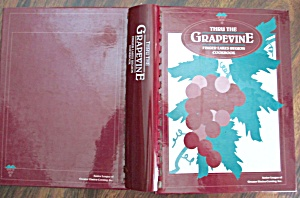 Thru The Grapevine Cookbook Junior League