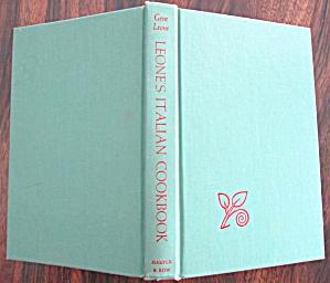 Leone's Italian Cookbook 1967 (Image1)