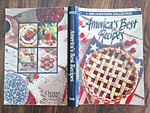 COOKBOOK America's Best Recipes Oxmoor 1995 (Image1)
