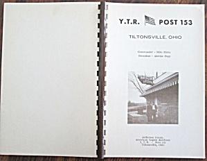 COOKBOOK Y.T.R. POST 153 TILTONSVILLE OHIO (Image1)