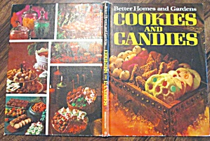 Cookbook Cookies And Candies 1967