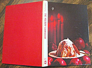The Holiday Cookbook 1975
