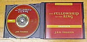 The Fellowship of the Ring CD Recorded Book Set (Image1)