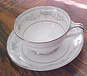 Noritake China Cup & Saucer Colburn 6107 buy 1 or more (Image1)
