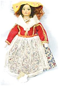 Lenci Style Doll Ethnic Magis Roma (Image1)