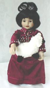 Indian Doll Out of Mama's Flock Ray Swanson (Image1)