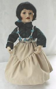 Indian Doll Navaho Little One Ray Swanson (Image1)