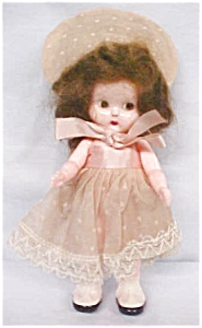 Doll Googly Eye Hard Plastic Adorable Outfit (Image1)