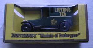 Matchbox Y 5 Talbot Van MIB (Image1)