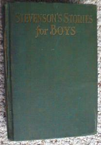 Stevenson's Stories For Boys 1935 (Image1)