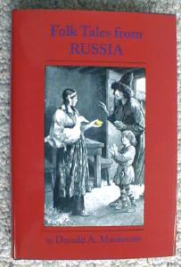 Folk Tales From Russia by Mackenzie (Image1)
