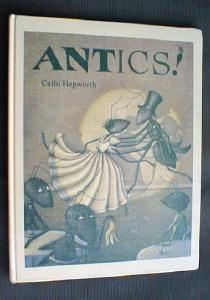 Antics by Cathi Hepworth (Image1)