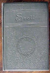 Sir Walter Scott Poetical Works 1889 (Image1)