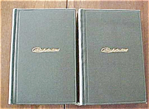 Dickens Pickwick Papers 2 Vol 1800's (Image1)