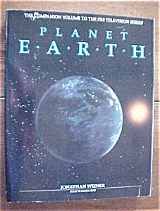 Planet Earth By Jonathan Weiner Pbs 1st Ed