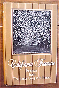 Cookbook California Treasure Junior League (Image1)