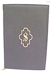 Legend of Montrose Walter Scott Leather (Image1)
