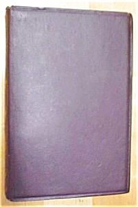 Dickens Little Dorrit Leather 1900's (Image1)