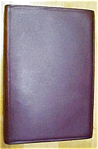Dickens Our Mutual Friend Leather (Image1)