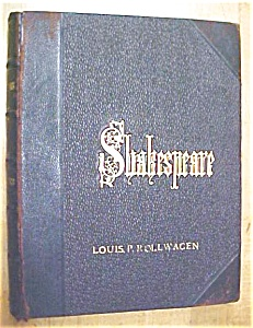 Shakespeare Works Histories Leather 1879 (Image1)