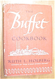 Buffet Cookbook 1955 Ruth Holberg (Image1)