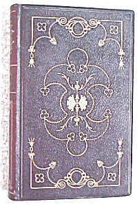 Robert Burns Poetical Works Leather 1839 (Image1)