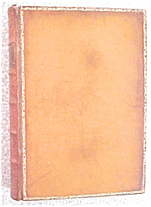 The Poems of Matthew Arnold Leather 1909 (Image1)
