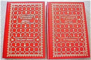 Masterpieces of Mystery Nobel Pulitzer Leather Vol 2 &3 (Image1)